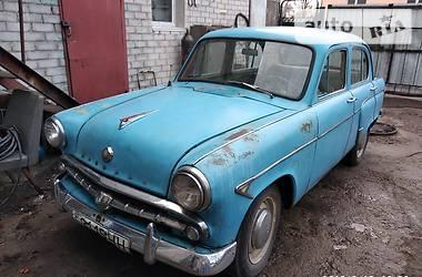 Москвич/АЗЛК 407 1959 в Чернигове