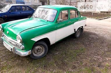 Москвич/АЗЛК 407 1961 в Розовке