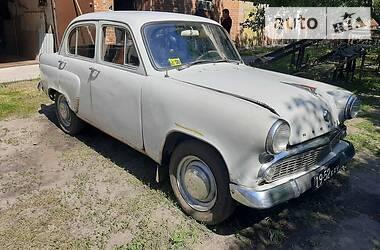 Москвич/АЗЛК 407 1962 в