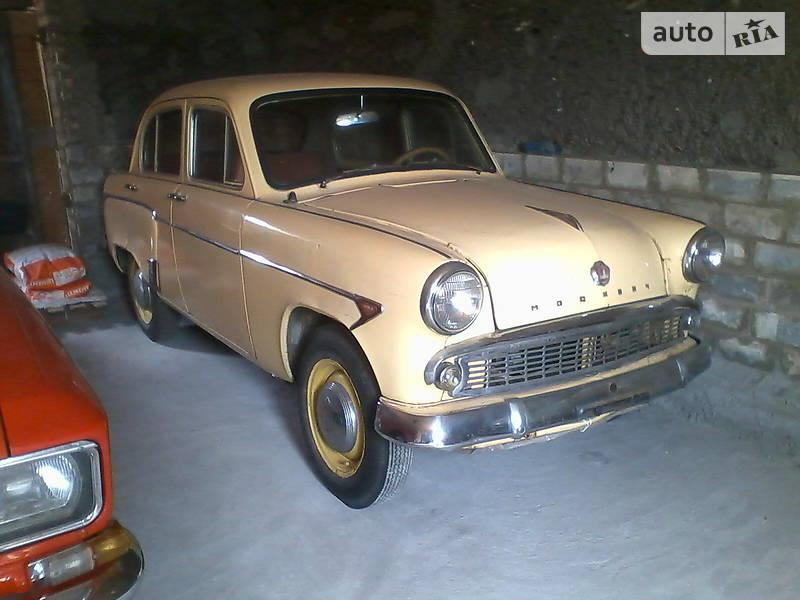Москвич/АЗЛК 407 1963 в Запорожье