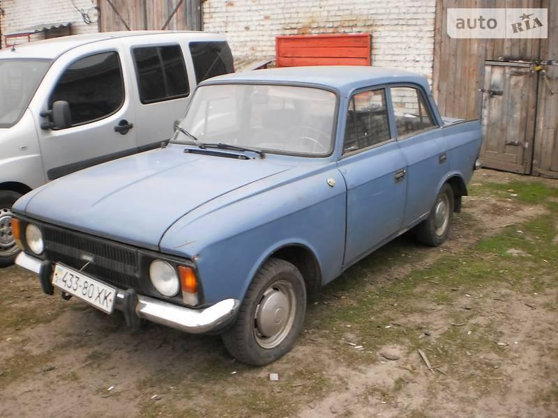 Москвич / АЗЛК 412 1983 в Сумах