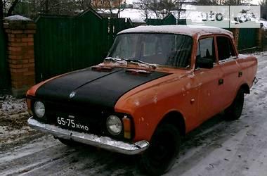 Москвич / АЗЛК 412 1984 в Радомышле
