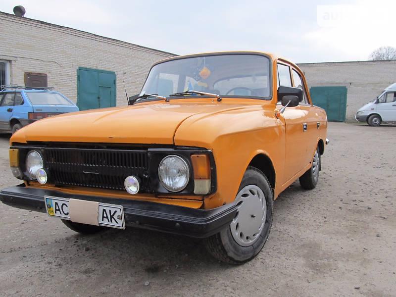 Москвич / АЗЛК 412 1985 в Луцке