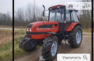 МТЗ 1025.2 Беларус 2005 в Снятине