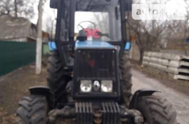 МТЗ 1025.2 Беларус 2010 в Нежине