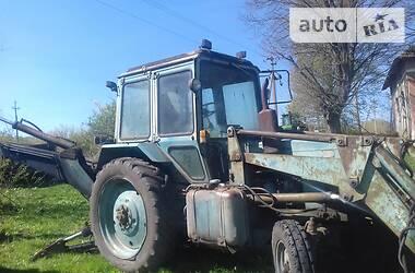 Трактор сельскохозяйственный МТЗ 80.1 Беларус 1996 в Тернополе