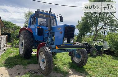Трактор сільськогосподарський МТЗ 80 Білорус 2021 в Мурованих Курилівцях
