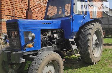 Трактор сельскохозяйственный МТЗ 80 Беларус 1993 в Рогатине