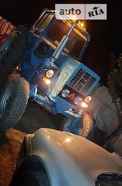 Трактор сельскохозяйственный МТЗ 80 Беларус 1987 в Герце