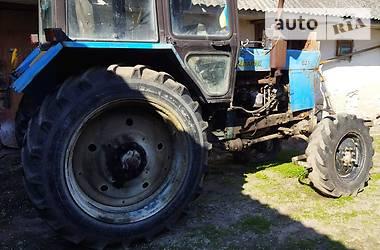 МТЗ 82.1 Беларус 2006 в Дубно