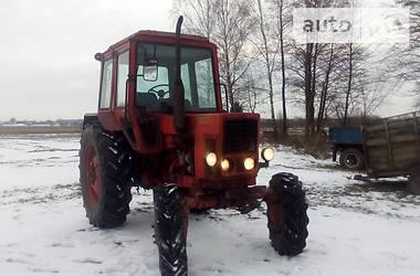 МТЗ 82 Беларус 1990 в Турийске