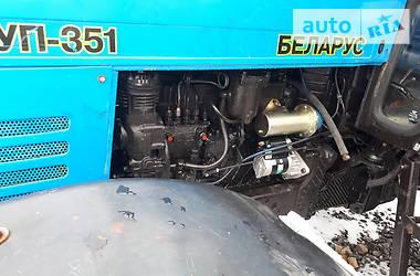 МТЗ 82 Беларус 2008 в Теребовле