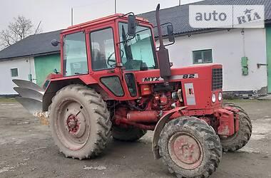 МТЗ 82 Беларус 1996 в Ивано-Франковске