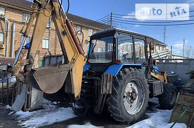 МТЗ 82 Беларус 2008 в Киеве