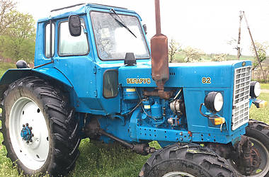 Трактор сельскохозяйственный МТЗ 82 Беларус 1996 в Черновцах