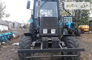 МТЗ 892 Беларус 2011 в Братском