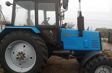 МТЗ 892 Беларус 2013 в Овидиополе