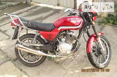 Musstang MT 150-5 2010 в Виннице