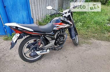 Мотоцикл Классік Musstang MT 200-8 2019 в Гадячі