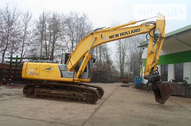 New Holland 215 2007 в Черновцах