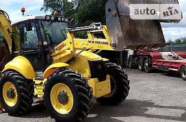 New Holland B 2013 в Киеве
