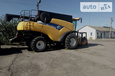 New Holland CR 9080 2011 в Києві