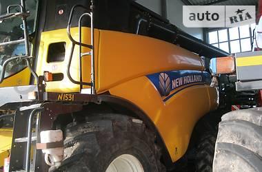 New Holland CR  2012