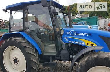 Трактор сельскохозяйственный New Holland TL 105 2014 в Теребовле
