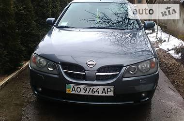 Nissan Almera 1.8 2003