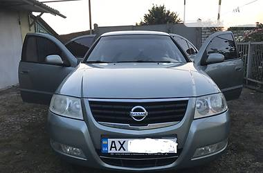 Седан Nissan Almera 2008 в Харькове
