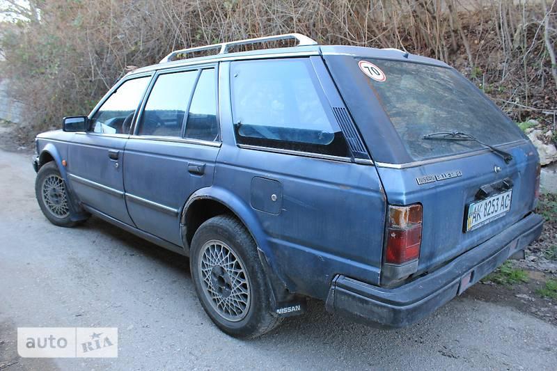 Nissan Bluebird 1988 в Севастополе