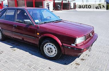 Nissan Bluebird 1989 в Луцке