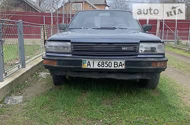 Седан Nissan Bluebird 1988 в Косове