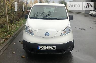 Nissan e-NV200 2015 в Волочиске
