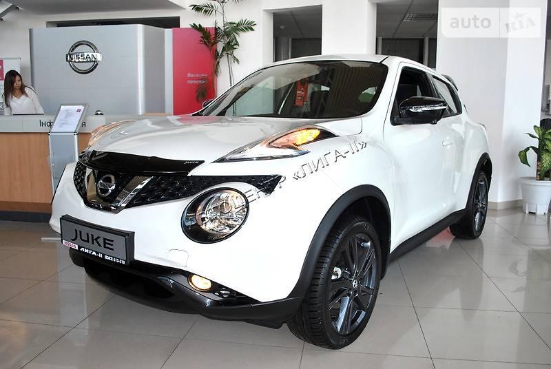 Nissan Juke 2017 в Хмельницькому
