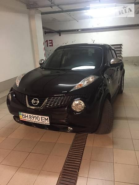 Nissan Juke 2012 року