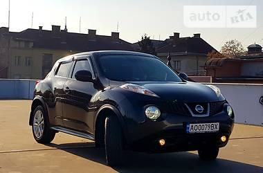 Nissan Juke 2012 в Мукачево