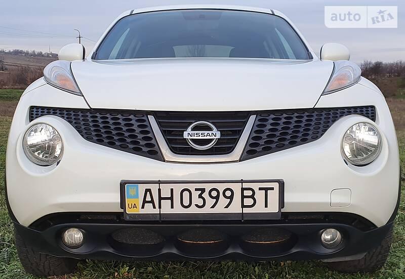 Nissan Juke 2012 в Краматорске