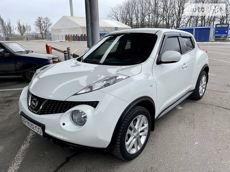Nissan Juke OFFICIAL