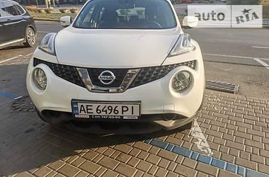 Позашляховик / Кросовер Nissan Juke 2019 в Дніпрі
