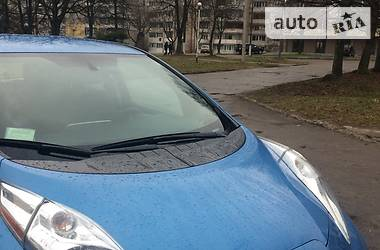 Nissan Leaf 2013 в Яворове