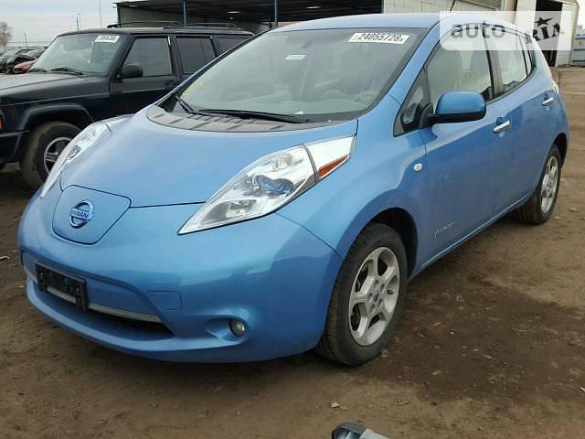 Nissan Leaf 2012 в Харькове