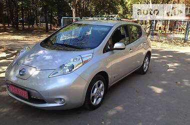 Nissan Leaf 2014 в Рівному