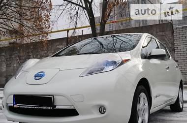 Nissan Leaf 2012 в Дніпрі