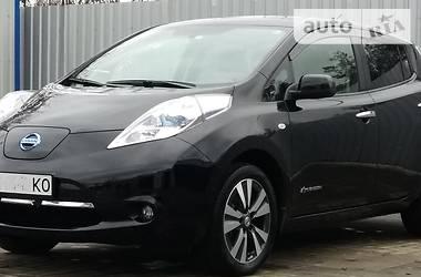 Nissan Leaf 2015 в Кременчуге