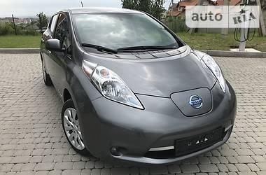 Nissan Leaf 2016 в Ивано-Франковске