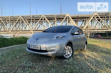 Nissan Leaf 2013 в Дніпрі