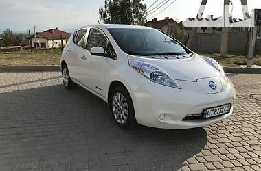 Nissan Leaf 2014 в Ивано-Франковске