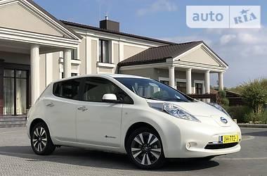 Nissan Leaf 2016 в Стрые