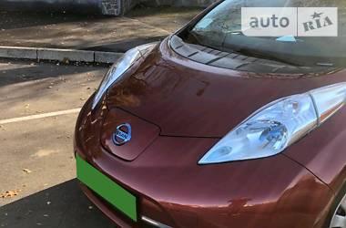 Nissan Leaf 2015 в Литине